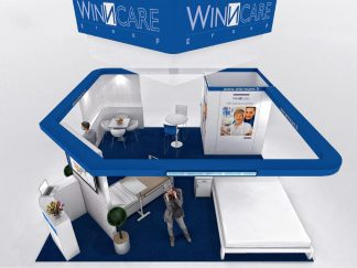 Un stand showroom pour vos salons - Made by ONE-STAND