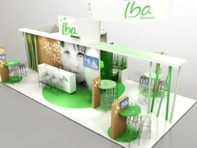 Espaces d'exposition aux salons événementiels - ONE-STAND